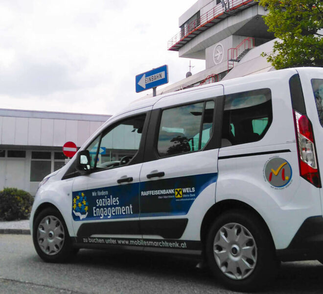 Ford Tourneo Allrounder Carsharing Marchtrenk