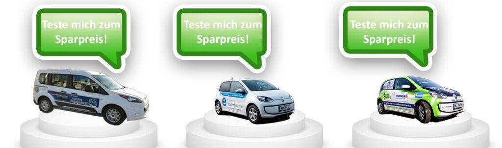 Carsharing Marchtrenk testen - Probemitgliedschaft